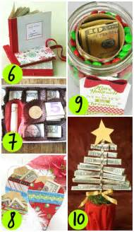 65 ways to give money as a gift gift christmas gifts