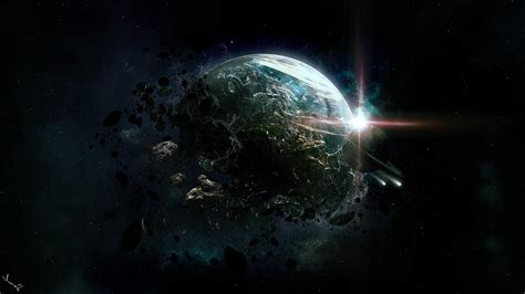 earth ring wallpaper planet destruction wallpaper wallpapersafari