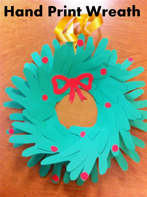 crafts for classroom craft for print wreath