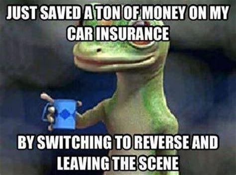 Funny car insurance meme