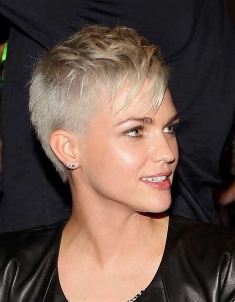 20 latest pixie haircuts short hairstyles 2016 2017