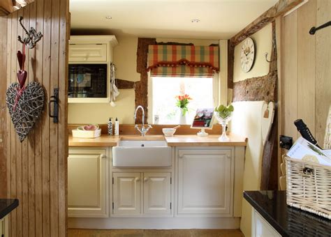 Small Cottage Kitchen Design New Home Interior Design Thatched Cottage