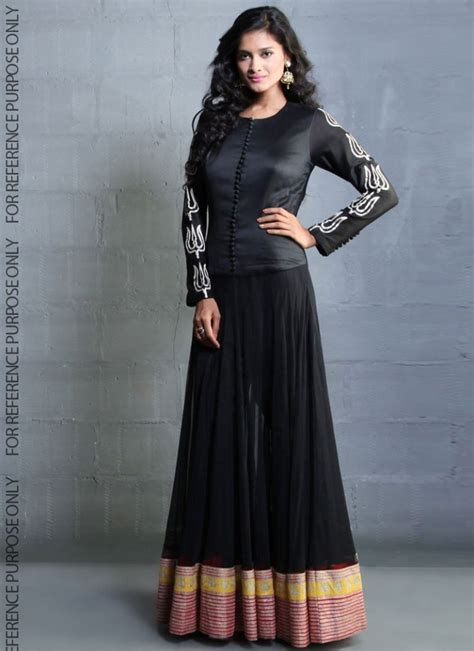 black party wear dresses  girls latest designs