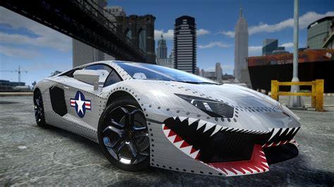 Lamborghini Recruitment Gta Iv 2012 Lamborghini Aventador Lp700 4 Usaf Crash