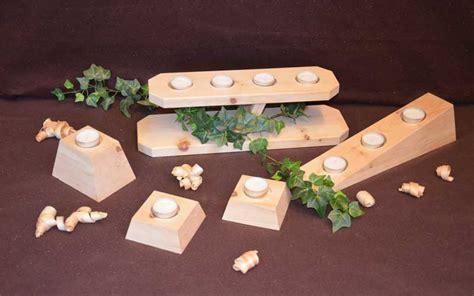 weiße holz kerzenständer design 5000826 holz deko modern holz dekoration modern