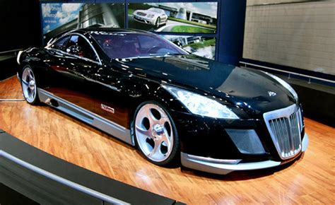 Maybach Exelero Z by 8 Rich With The Most Expensive Cars