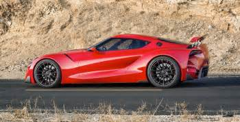toyota supra bmw z4 sports cars to platform