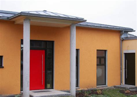 fassadengestaltung farbe farben fassadengestaltung farbe rot und orange