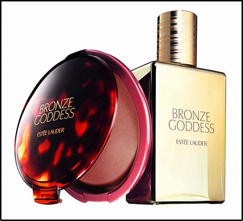 Bronze Goddess Summer 2007 Color Collection by Estee Lauder Bronze Goddess Collection Summer 2014