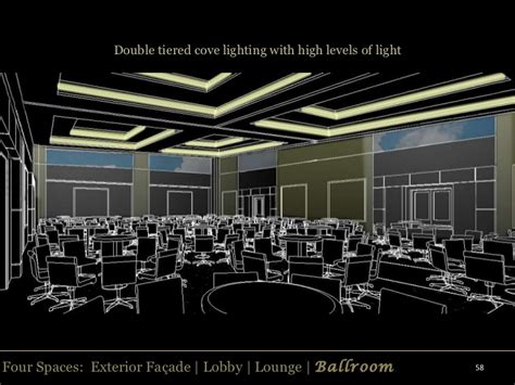 lighting layout presentation technical report 3 schematic lighting design presentation