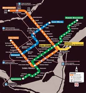 Map Metro by By Metroen M 233 Tro Science On Tourne C 233 Gep Vanier College