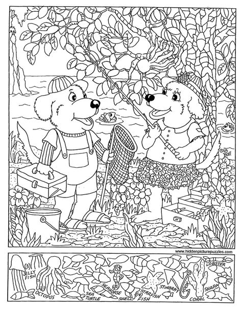 printable hidden pictures for kindergarten hidden pictures page print your free hidden pictures