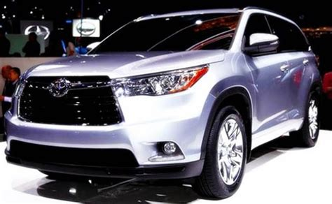 Toyota Highlander Redesign 2018 Toyota Redesign 2018 2018 Car Issue