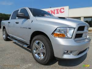 2012 Dodge Ram 1500 Express For Sale 2012 Dodge Ram 1500 Express Crew Cab In Bright Silver
