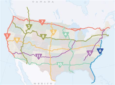 best road maps for usa road trips images possible usa cross country routes wallpaper and background photos 8606133