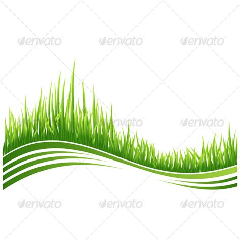 Green grass   GraphicRiver
