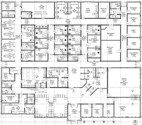 drug rehabilitation center floor plan 28 rehabilitation center floor plan detox center