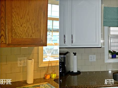 Before And After Kitchen Cabinet Painting Kitchen Redoing Kitchen Cabinets Paint Before After How To Redoing Kitchen Cabinets