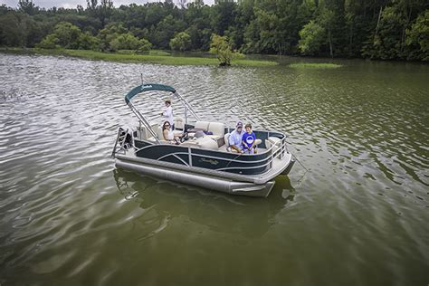 sweetwater pontoon swpe 195 df sweetwater premium godfrey pontoon boats