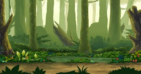 Gamis Forest top 10 forest and jungle levels