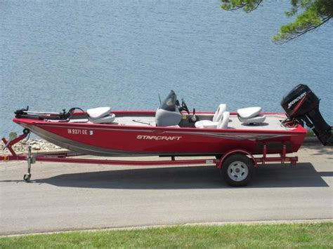 starcraft boats indiana starcraft starcaster 179pro boats for sale in indiana