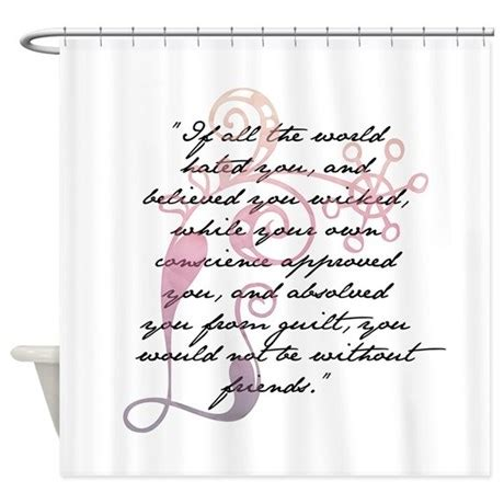 Shower Curtains With Quotes Shower Curtains Quotes Like Success