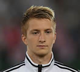 marco reus hair file fifa wc qualification 2014 austria vs germany 2012