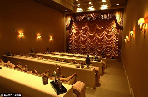Chandeliers And Mirrors Online Tamara S Versailles A 50 Seat Cinema A Gilded Ballroom