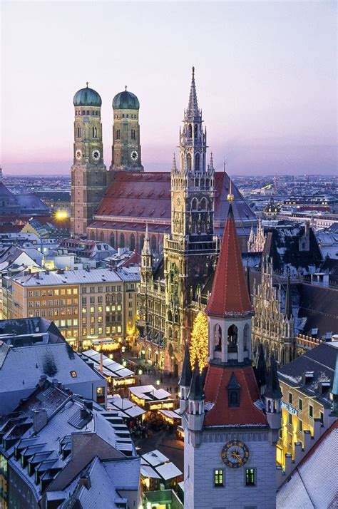 in munich germany marienplatz munich germany wanderlust