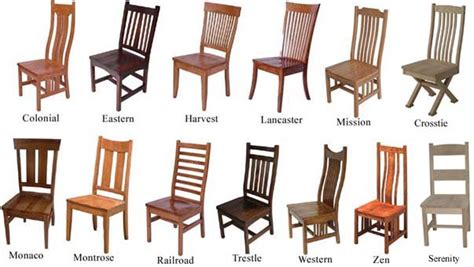 Dining Chairs Styles Chairs Benches And Barstools
