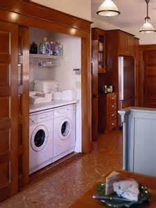 Laundry Room In Kitchen Ideas by Kitchens With A Laundry Area Home Appliance