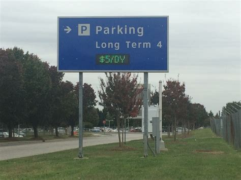 Ta Airport Term Parking Garage by A Guide To Economical Airport Parking