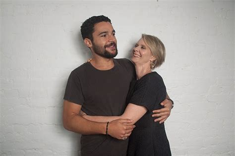 christopher abbott cynthia nixon cynthia nixon and christopher abbott death becomes them