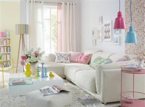 Pastel Colors For Living Room by 10 Salas En Colores Pastel
