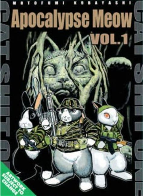 apocalypse meow volume   motofumi kobayashi reviews