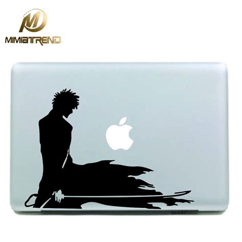 Promo Apple Mac Book 13 Decal Wave mimiatrend anime characters new vinyl decal sticker for