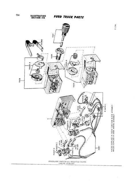 ford galaxy fuse diagram 1961 ford galaxie fuse box ford auto fuse box diagram