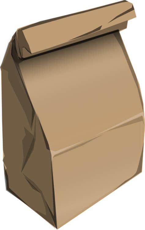 Paper Bag - paperbag clip at clker vector clip
