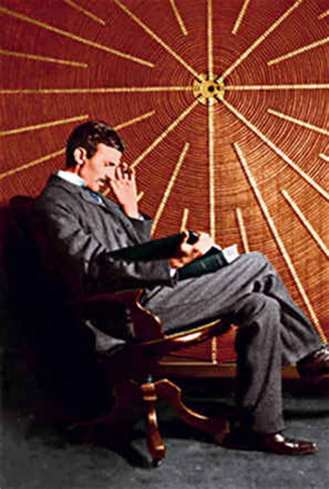 Tesla In His Lab Nikola Tesla Images Tesla In His Lab East Houston St