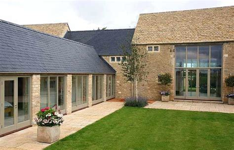 barn conversion with basement kent uk contemporary eco houses barnsley hill farm house barn and architecture