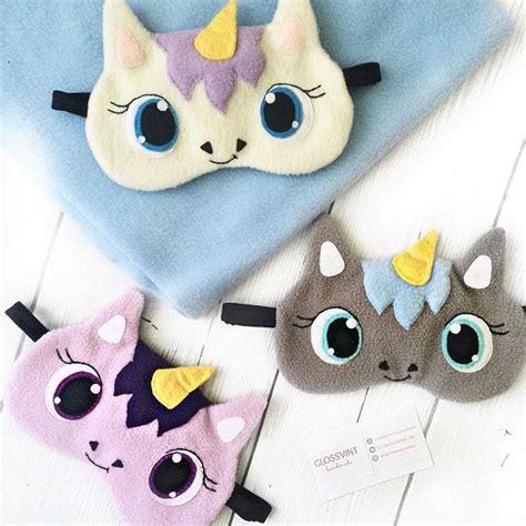 unicorn sleep unicorn sleep mask holiday gift funny sleep mask sleep