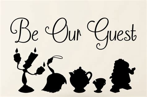Be Our Guest by Unavailable Listing On Etsy