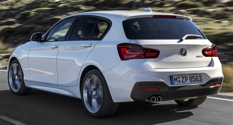 Advantage Paket Bmw 1er 2011 by F20 Bmw 1 Series Facelift Unveiled New Face And Rear End