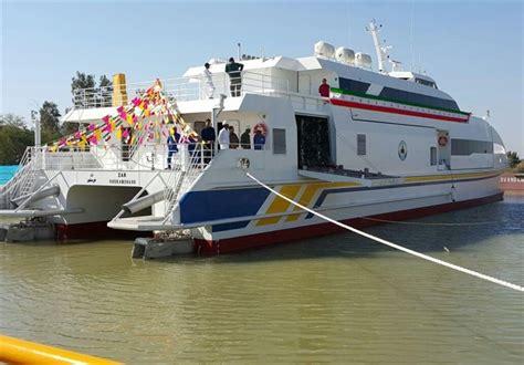 catamaran ship in iran iran sells first homegrown catamaran ship to turkey