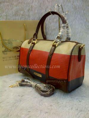 Jam Tangan Burberry Leather Mocca Kode Fd3191 4 blessed indonesia tas branded terbaru dari lv burberry dan gucci