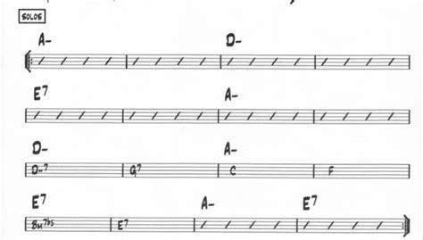 minor swing lead sheet etude de quot minor swing quot par brunopelbac 1 4 la cha 238 ne