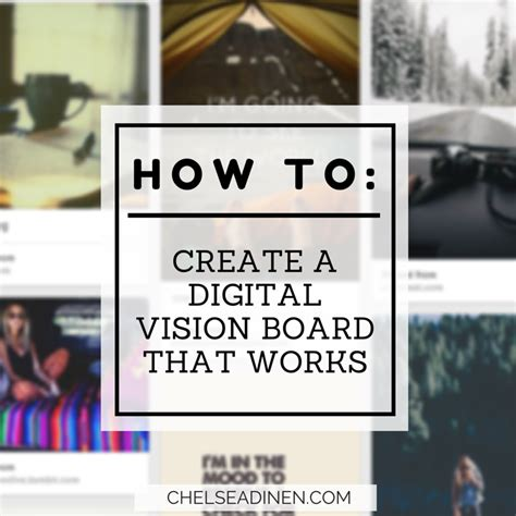 How To Make A Board With Paper - quotes about creating a vision quotesgram