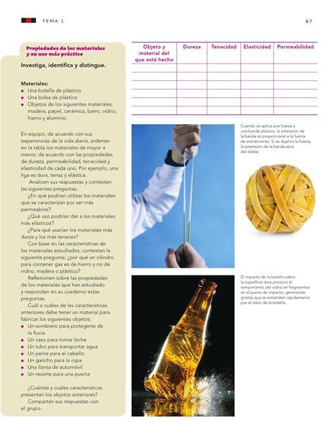 libro de ciencia de 6 grado libro de ciencias naturales 6 grado 2017 pagina 129