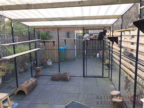 Katzen Im Garten 2523 by Die Besten 25 Katzengehege Ideen Auf