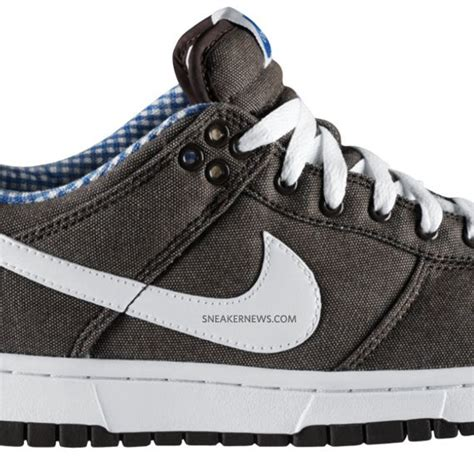 Nike Gingham Dunks From Outfitters by Nike Dunk Low Cl Nd Grey Blue Gingham June 2010